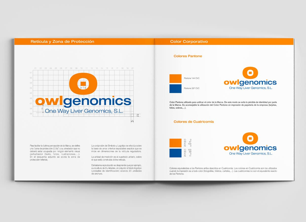 OWL Genomics: Corporativo